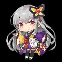 公式キャラクター Nishiki ちゃん